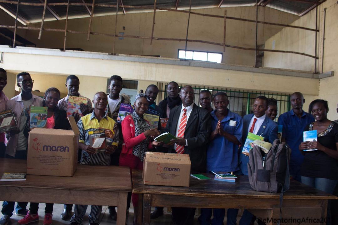 Naivasha Prison SLAP mentorship