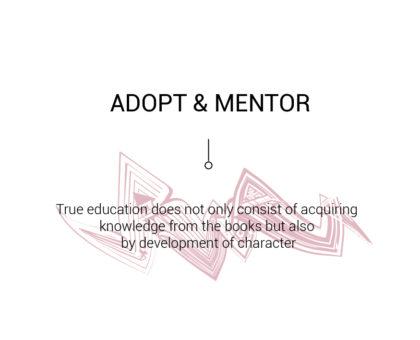 Adopt & Mentor