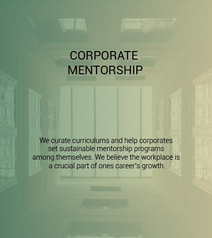 corporate mentorship