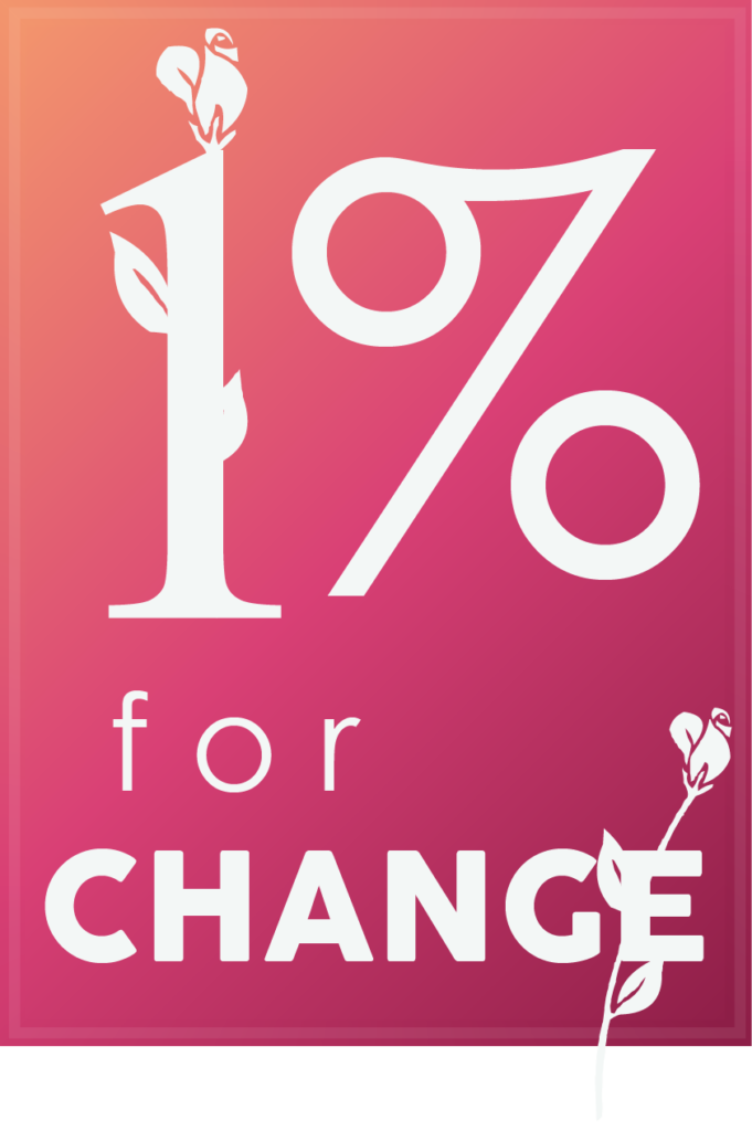 1% for change - call for Mentors